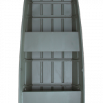 alumacraft 1236 jon sierra boat båt