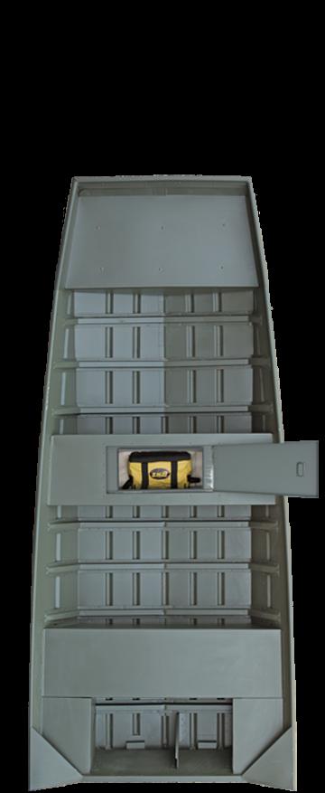alumacraft jon 1448 förvaring