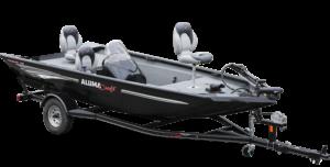 alumacraft prowler 165 boat båt bass