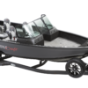 Alumacraft Shadow Voyageur 175 Sport båt trailer