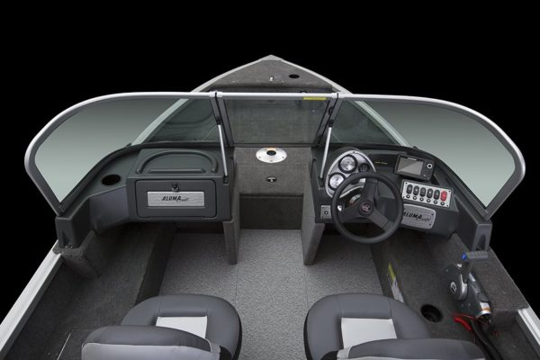 Classic 165 Sport cockpit