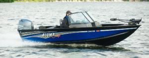 competitor 165 sport alumacraft boat båt