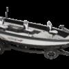 alumacraft competitor 185 tiller trailer båt