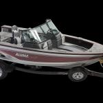 Alumacraft Edge 175 Sport trailer båt