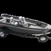 Alumacraft Escape 165 CS trailer båt styrpulpet