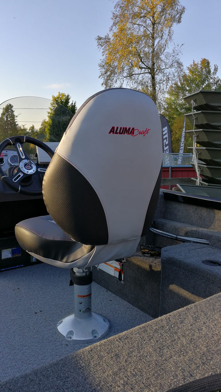 Alumacraft Escape 145 CS fiskestol stol
