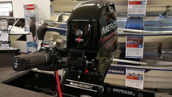 Alumacraft Escape 145 Tiller motor rorkult