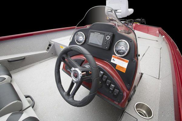 alumacraft pro 185 styrpulpet