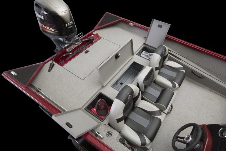 alumacraft pro 185 förvaring