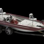 alumacraft pro 185 boat båt