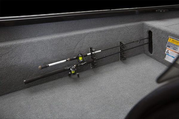 alumacraft prowler 165 spöförvaring