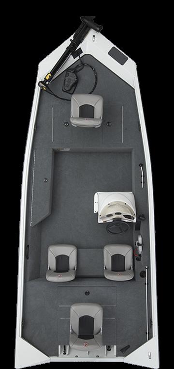 alumacraft prowler 175 boat båt layout stängd