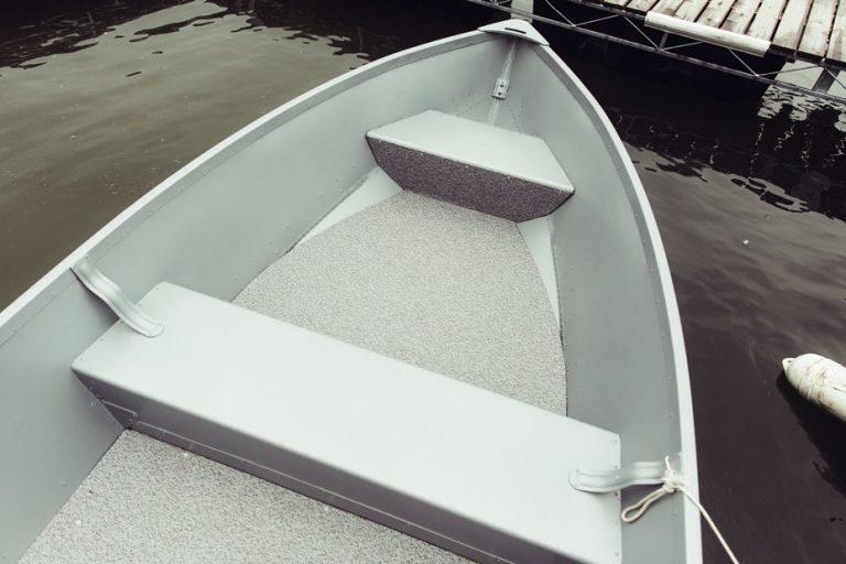 Alumacraft v16 båt