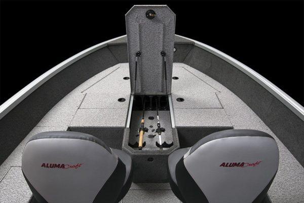Alumacraft Voyageur 175 Tiller spöförråd