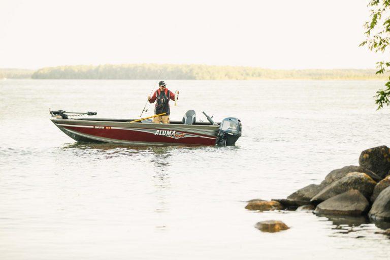 alumacraft competitor 165 cs boat båt