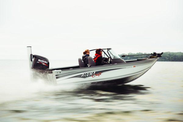 competitor 175 sport alumacraft boat båt