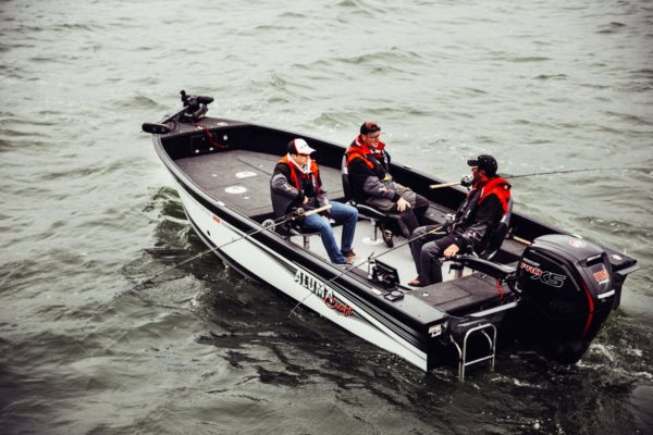 competitor 205 tiller alumacraft boat båt