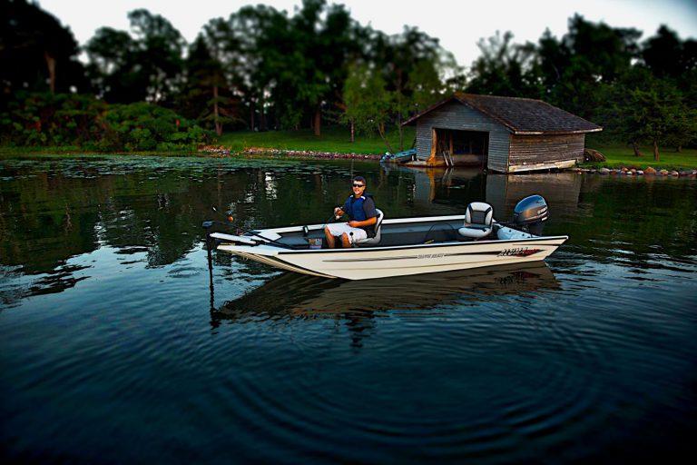 alumacraft crappie deluxe boat båt