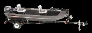 alumacraft crappie jon boat båt