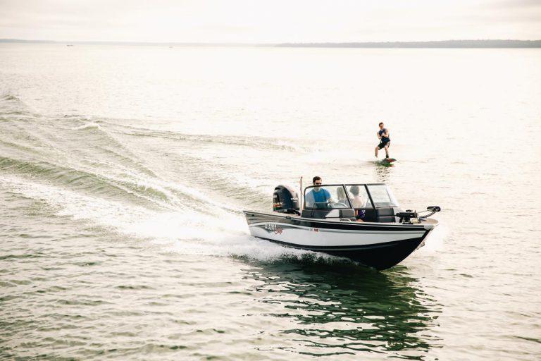 alumacraft edge series båt