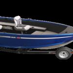 alumacraft escape 145 tiller boat