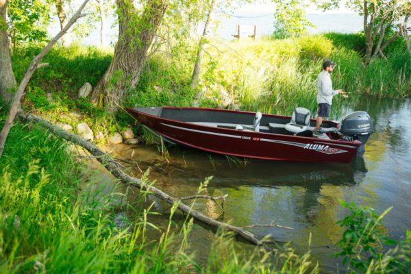 alumacraft escape 165 båt