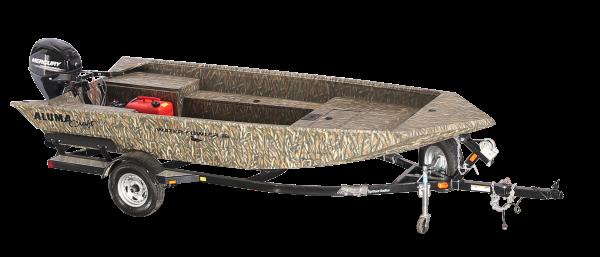 alumacraft waterfowler 16 boat båt