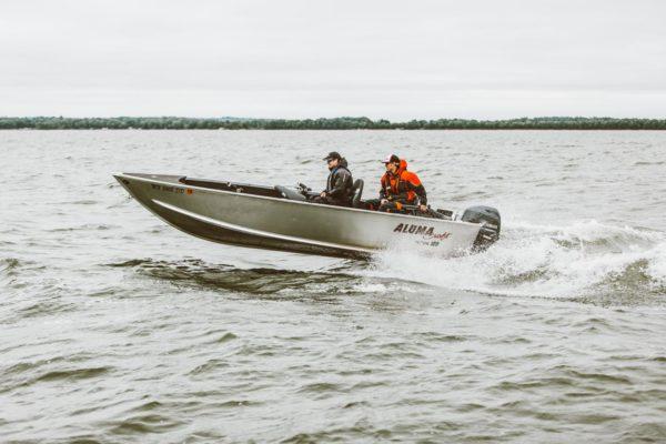 alumacraft yukon båt