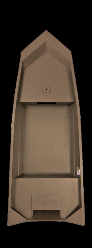 mw 1650 aw alumacraft båt