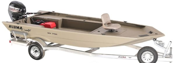 mw 1756 alumacraft båt