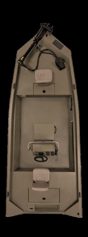alumacraft mw 1756 aw cc båt
