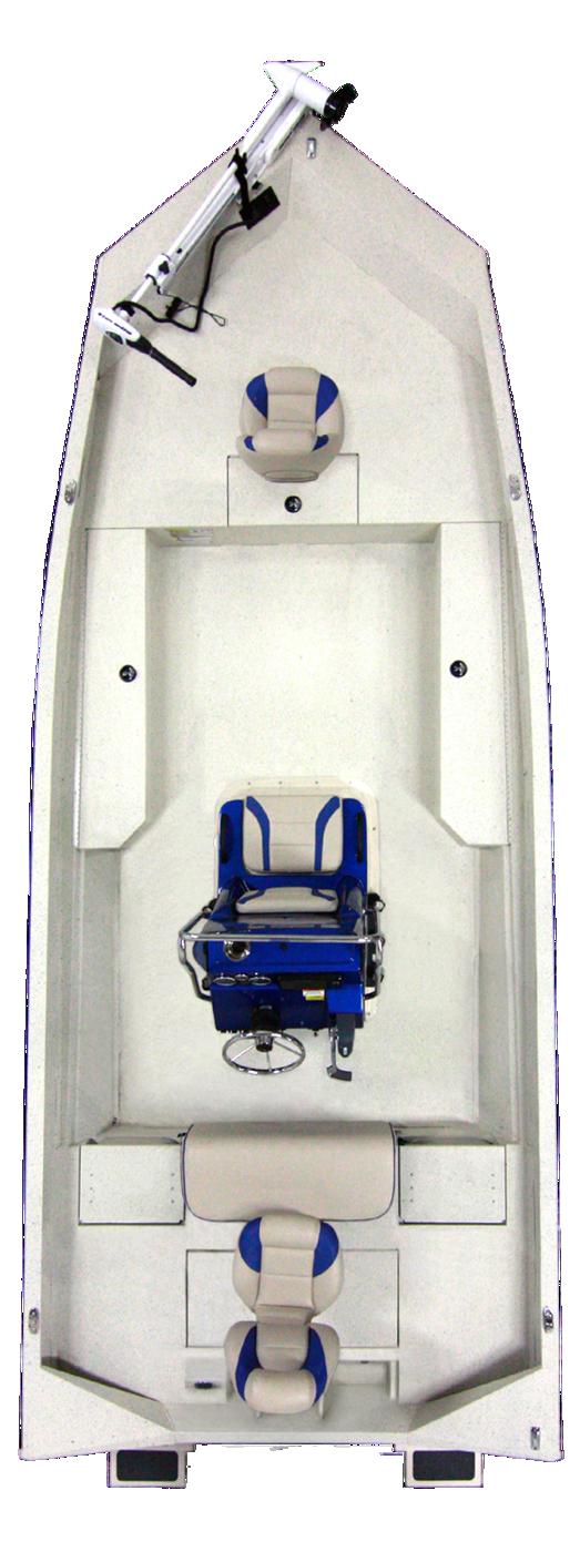 mw 2072 båt alumacraft